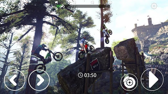 Mountain Moto- Trial Xtreme Racing MOD (Unlimited Gold Coins) 5