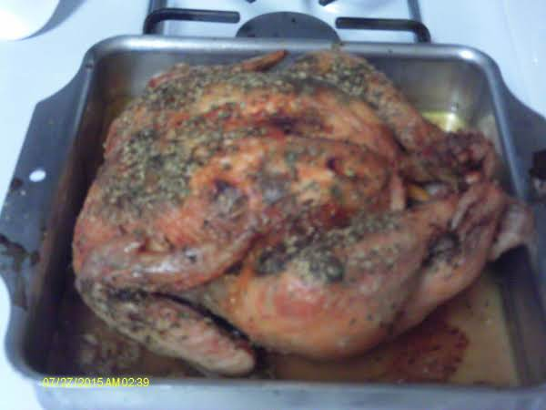 Scarborough Roasted Chicken Recipe