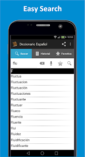 Dictionary Spanish- screenshot thumbnail