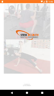 Steve McGrath Health & Perf - náhled