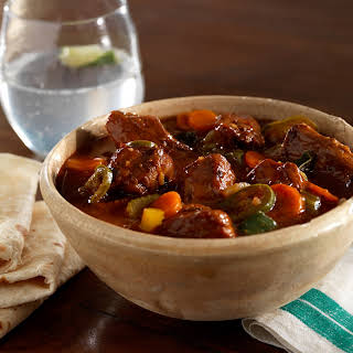 Mexican Pork Shoulder Stew.
