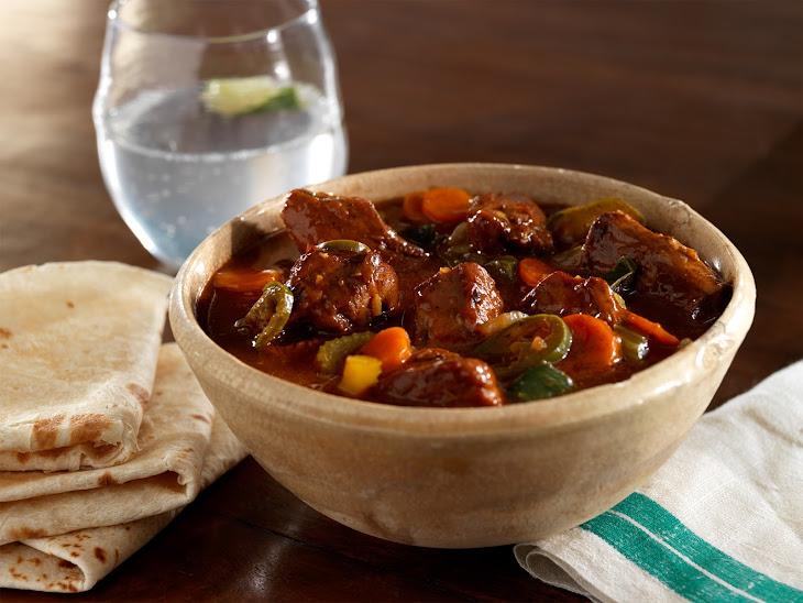 Mexican Pork Shoulder Stew