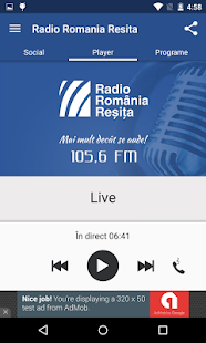 Radio Romania Resita- screenshot thumbnail