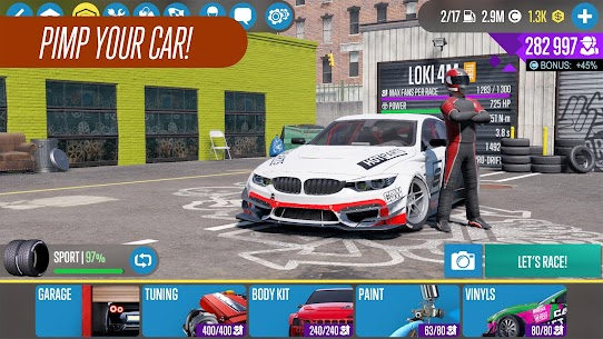 CarX Drift Racing 2 Mod Apk (Mod Menu + Unlock All Cars) 7