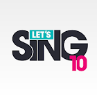 Let's Sing 10 Microphone icon