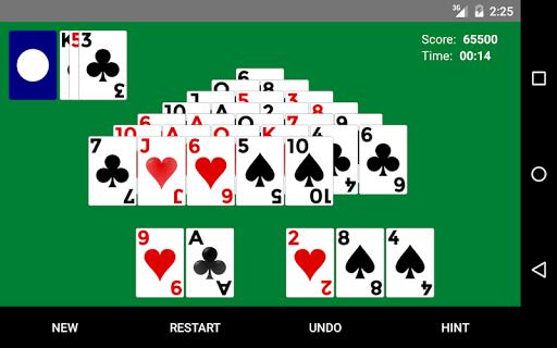Pyramid 13 - Pyramid Solitaire  screenshots 2