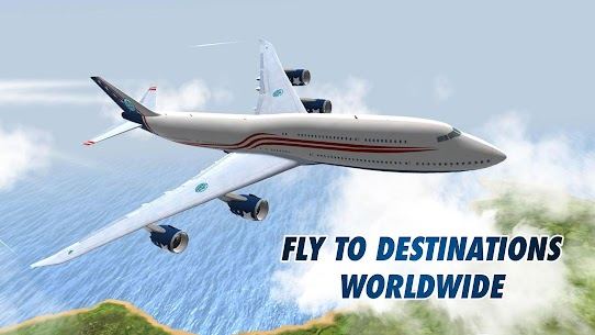 Take Off The Flight Simulator Mod Apk Download For Android and Iphone 1