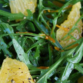 Rocket and Orange Salad.