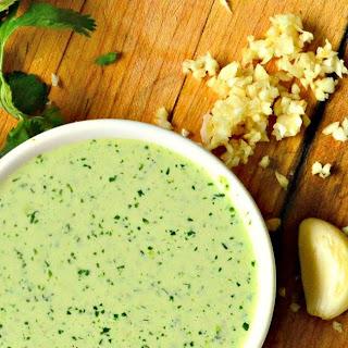 Peruvian Green Sauce.