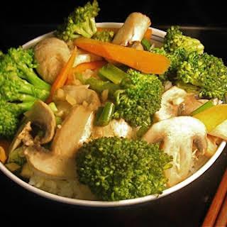Japanese Miso Stew.
