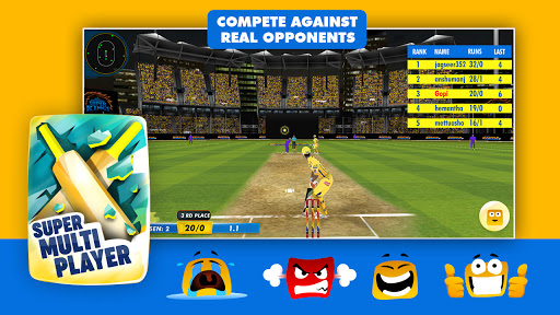 Chennai Super Kings Battle Of Chepauk 2 apktram screenshots 18