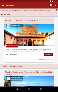 BuscoUnChollo - Viajes Ofertas screenshot 20