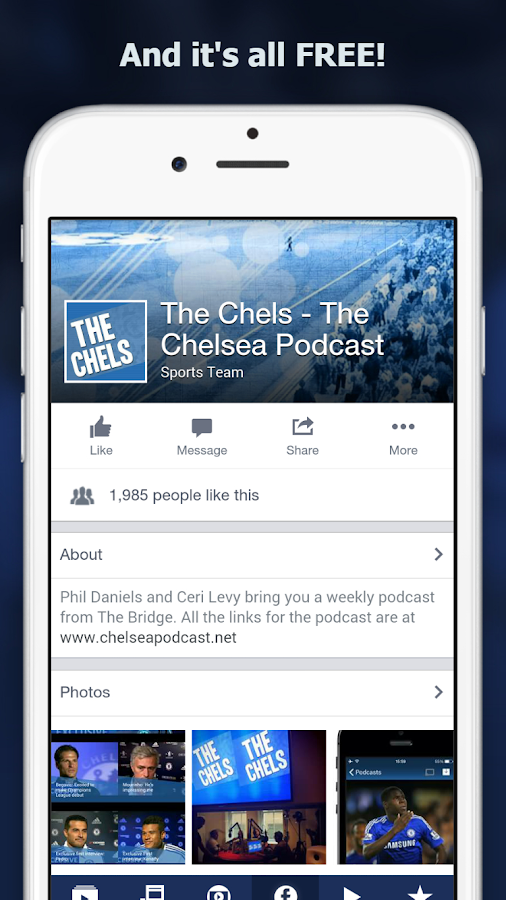 The Chels- screenshot