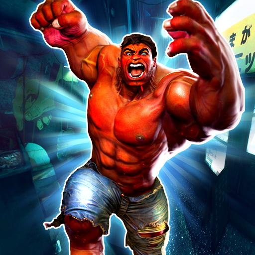 Monster Bulk Hero: City Battle