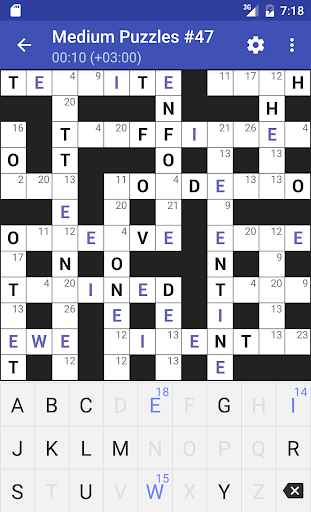 Codeword Puzzles (Crosswords) 3.10 screenshots 2