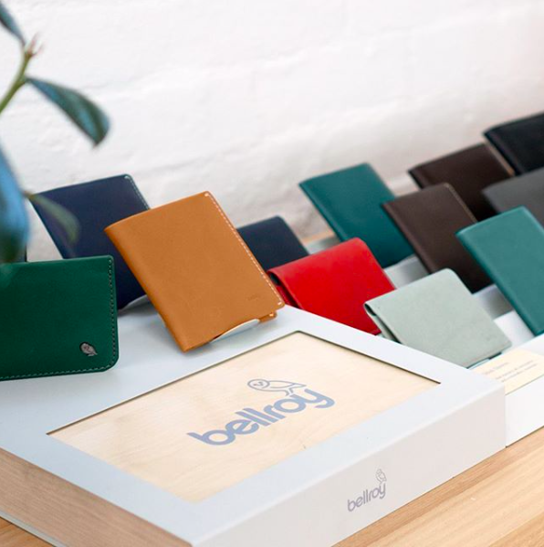 Bellroy Wallet Review 3
