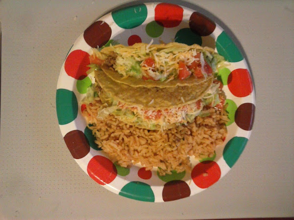 Crispy Beef Tacos Recipe