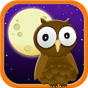 Cute Owls Live Wallpaper icon