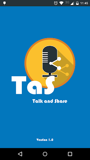 TaS - Talk and Share