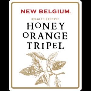 Logo of New Belgium Honey Orange Tripel