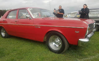 Ford Falcon Rent Southland