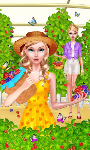 Berry Pastry: Summer Farm Girl