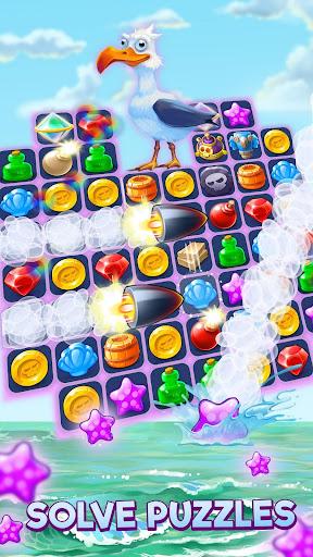 Pirates & Pearls: A Treasure Matching Puzzle 1.5.500 screenshots 2
