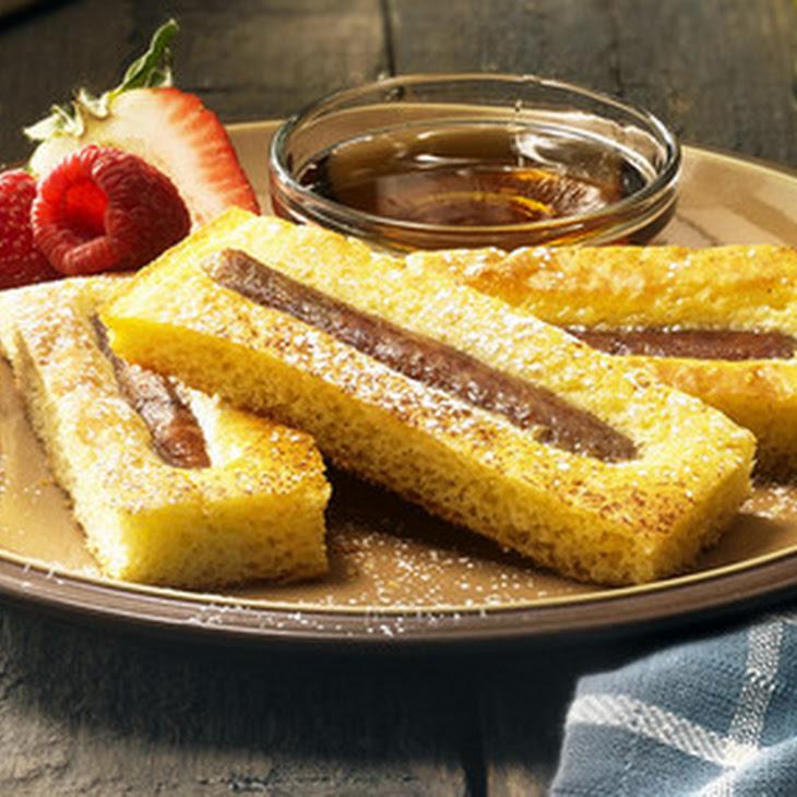 Sausage and Pancake Dunkers Recipe
