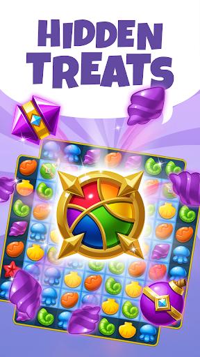 Ocean Splash Match 3: Free Puzzle Games 3.2.0 screenshots 4