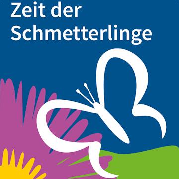 NABU - Zeit der Schmetterlinge Logo