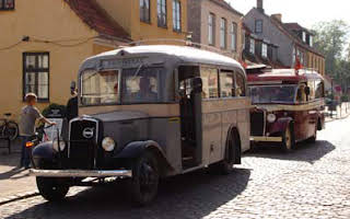 Volvo Veteranbus Rent København