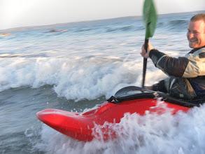 Photo: 2. Ben surfing