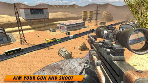 Highway Sniper 3D 2019 cheat screenshots 1
