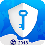 VPN Free - SuperVPN Proxy Master 2018 Icon