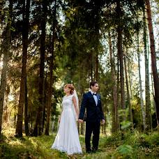 Wedding photographer Anna Zawadzka (annazawadzka). Photo of 15.01.2018