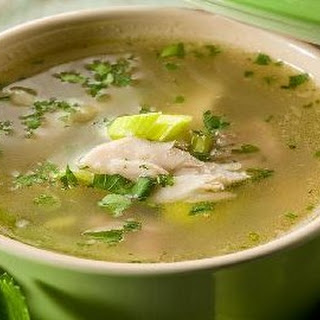 Weight Watchers Chicken & Leek Soup