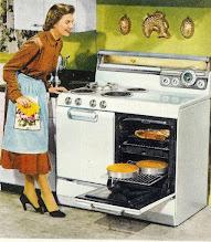 Photo: 1951 Frigidaire electric range