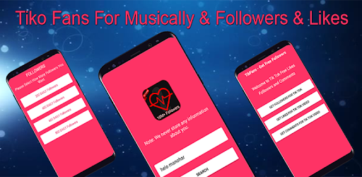 Tik Fans Tok like and follower - Apps on Google Play