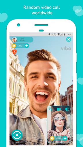 Vibo Live: Live Stream, Random call, Video chat 1.0.0.0.0.0.0.0 screenshots 1