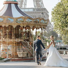 ช่างภาพงานแต่งงาน Anastasiya Abramova-Guendel (abramovaguendel) ภาพเมื่อ 08.11.2018