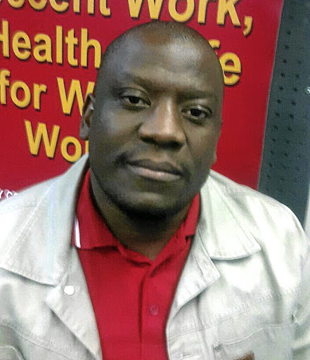 Loan fallout: Cosatu spokesman Sizwe Pamla says unions look out for members while the federation has broader interests. Picture: SUPPLIED