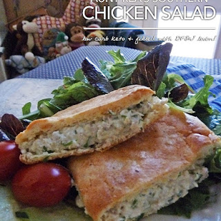 Aunt Rea's Chicken Salad – Low Carb Southern Goodness.