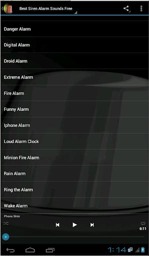 Siren Alarm Sounds HD Free