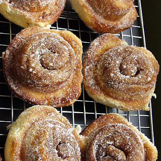 : Cinnamon Brioche Morning Buns
