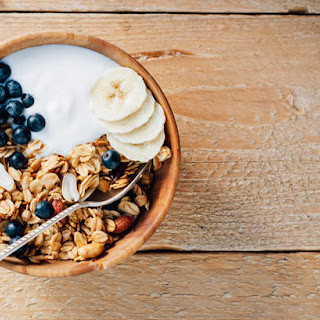 Plain Yogurt.