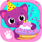 Cute & Tiny Birthday - Baby Pet Party icon