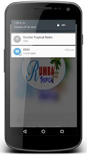 Rumba Tropical Radio- screenshot thumbnail