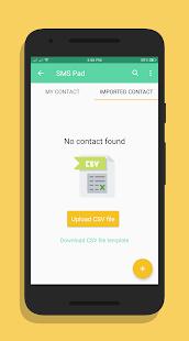 SMSPAD - Easiest way to send Bulk SMS - náhled