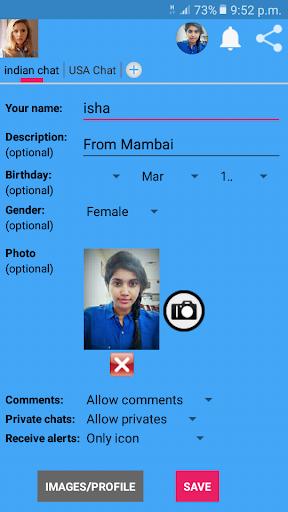 Online Girls Chat Meet 9.2 screenshots 1