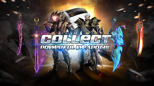 Dynasty Blades: Collect Heroes & Defeat Bosses apkpoly screenshots 12